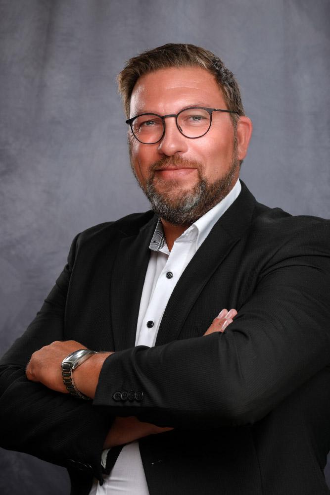 Geschäftsführer Klaus Killisch